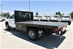 2017 Silverado 3500 Regular Cab DRW 4x2,  Harbor Black Boss Platform Body #M171456 - photo 7