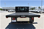 2017 Silverado 3500 Regular Cab DRW 4x2,  Harbor Black Boss Platform Body #M171456 - photo 8