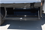 2017 Silverado 3500 Regular Cab DRW 4x2,  Harbor Black Boss Platform Body #M171456 - photo 10