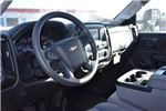 2017 Silverado 3500 Regular Cab DRW 4x2,  Harbor Black Boss Platform Body #M171456 - photo 14