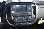 2017 Silverado 3500 Regular Cab DRW 4x2,  Harbor Black Boss Platform Body #M171456 - photo 17
