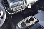 2017 Silverado 3500 Regular Cab DRW 4x2,  Harbor Black Boss Platform Body #M171456 - photo 18