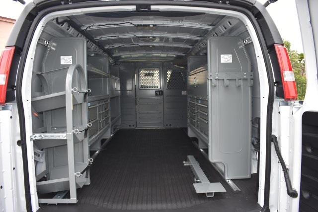 2017 Express 3500, Commercial Van Upfit #M1715 - photo 2