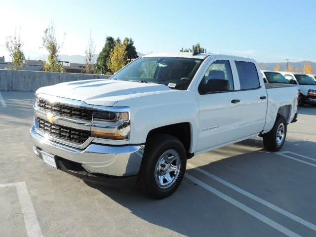 2017 Silverado 1500 Crew Cab, Pickup #M17172 - photo 5