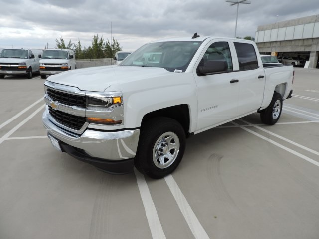 2017 Silverado 1500 Crew Cab, Pickup #M17173 - photo 5