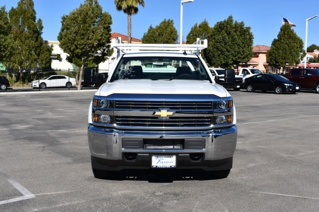 2017 Silverado 2500 Regular Cab, Royal Utility #M17255 - photo 4