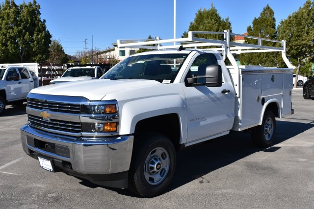 2017 Silverado 2500 Regular Cab, Royal Utility #M17255 - photo 5
