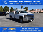 2017 Silverado 2500 Regular Cab, Royal Utility #M17255 - photo 1