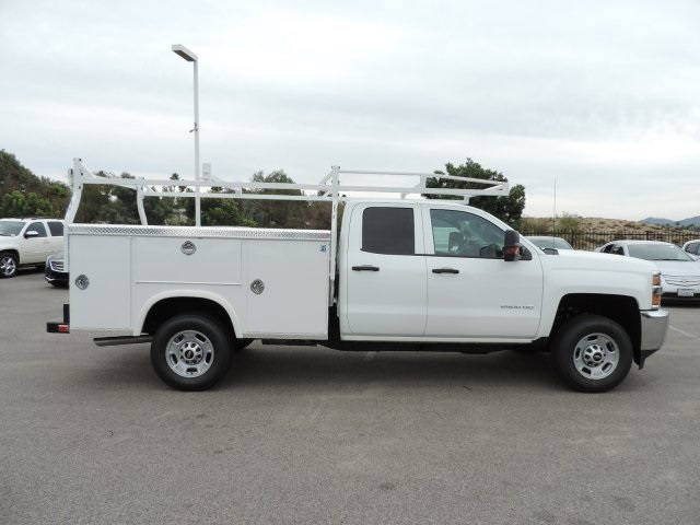 2017 Silverado 2500 Regular Cab, Royal Utility #M17267 - photo 9