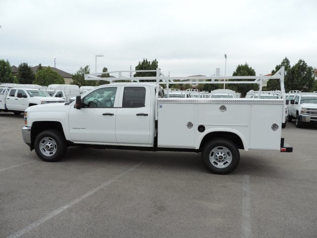 2017 Silverado 2500 Regular Cab, Royal Utility #M17267 - photo 6