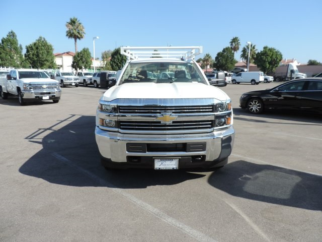 2017 Silverado 2500 Regular Cab, Royal Utility #M17268 - photo 4
