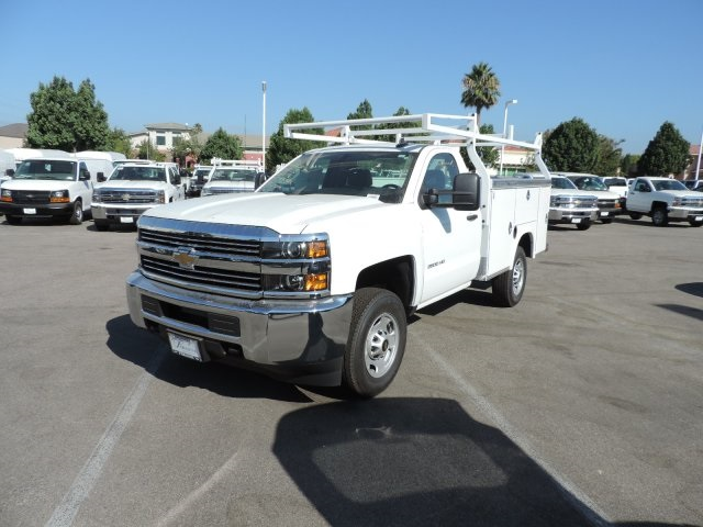 2017 Silverado 2500 Regular Cab, Royal Utility #M17268 - photo 5