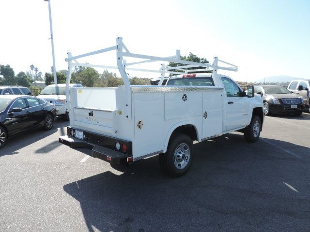 2017 Silverado 2500 Regular Cab, Royal Utility #M17268 - photo 2
