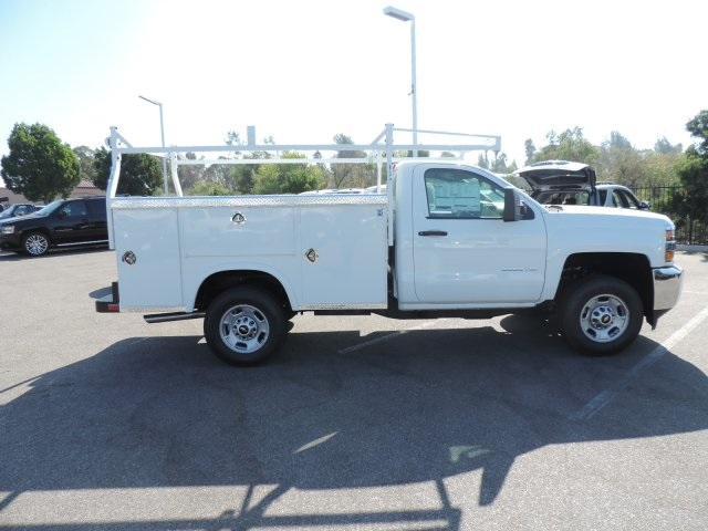 2017 Silverado 2500 Regular Cab, Royal Utility #M17268 - photo 9