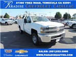 2017 Silverado 2500 Regular Cab, Royal Utility #M17268 - photo 1