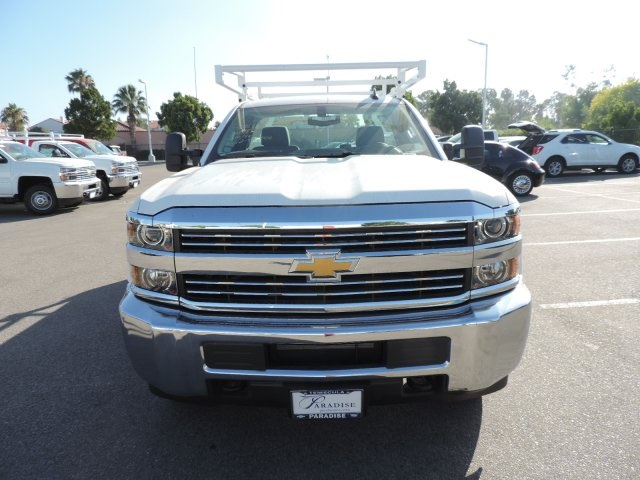 2017 Silverado 2500 Regular Cab, Royal Utility #M17275 - photo 4