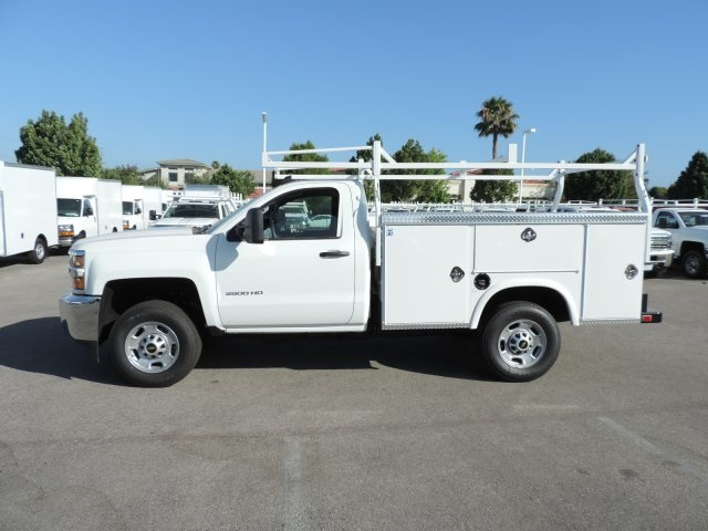 2017 Silverado 2500 Regular Cab, Royal Utility #M17275 - photo 6
