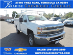 2017 Silverado 2500 Regular Cab, Royal Utility #M17275 - photo 1