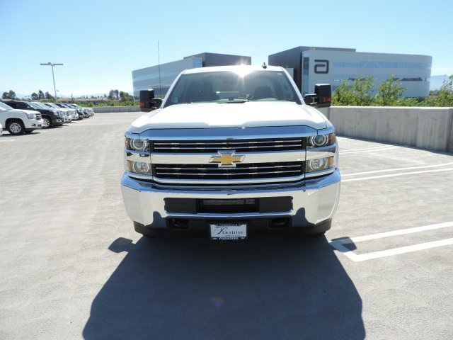 2017 Silverado 2500 Double Cab, Cab Chassis #M17283 - photo 4
