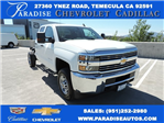 2017 Silverado 2500 Double Cab, Cab Chassis #M17283 - photo 1