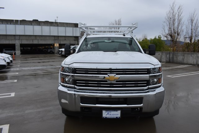 2017 Silverado 2500 Regular Cab, Royal Utility #M17289 - photo 4