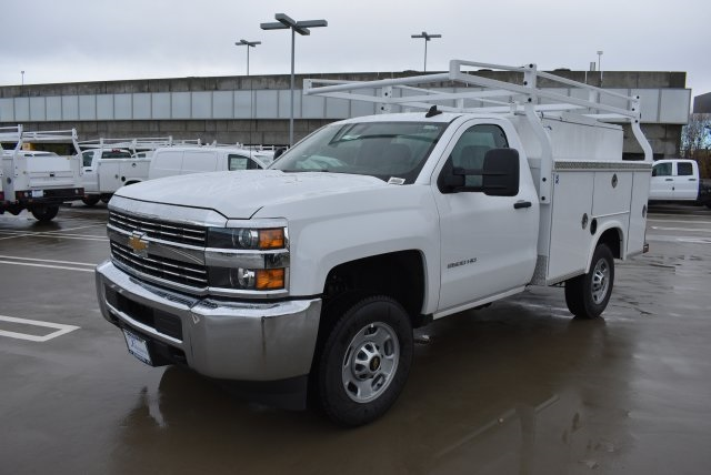 2017 Silverado 2500 Regular Cab, Royal Utility #M17289 - photo 5