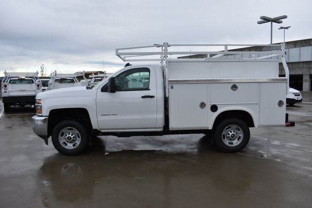 2017 Silverado 2500 Regular Cab, Royal Utility #M17289 - photo 6