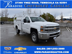 2017 Silverado 2500 Regular Cab, Royal Utility #M17289 - photo 1