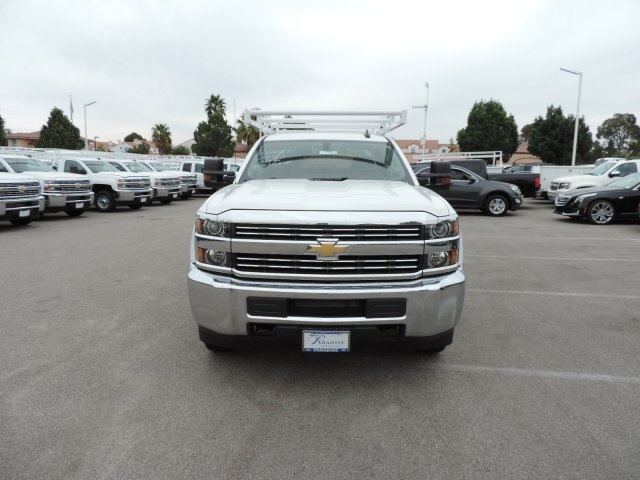 2017 Silverado 2500 Double Cab, Royal Utility #M17292 - photo 4