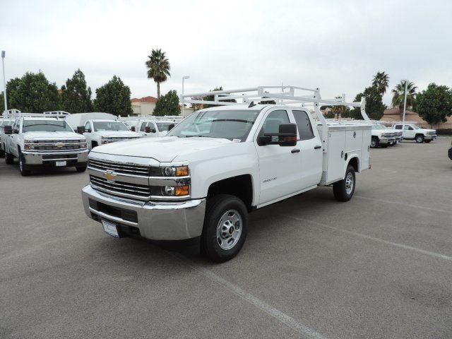 2017 Silverado 2500 Double Cab, Royal Utility #M17292 - photo 5