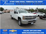 2017 Silverado 2500 Double Cab, Royal Utility #M17292 - photo 1