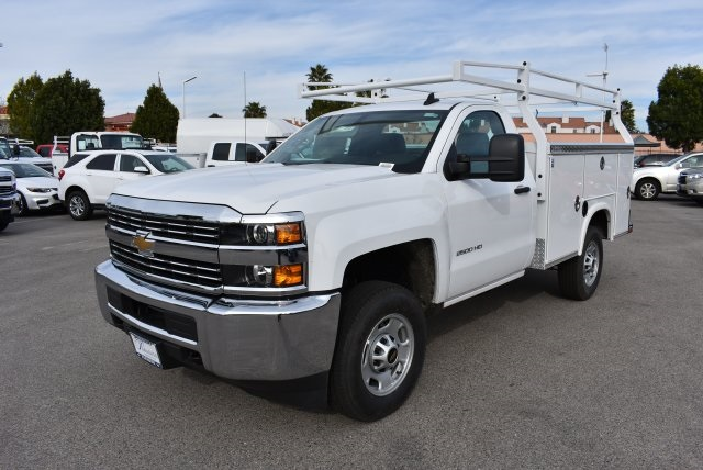 2017 Silverado 2500 Regular Cab, Royal Utility #M17306 - photo 5