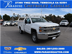 2017 Silverado 2500 Regular Cab, Royal Utility #M17306 - photo 1