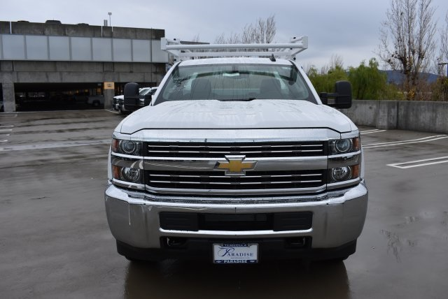 2017 Silverado 2500 Regular Cab, Royal Utility #M17307 - photo 4