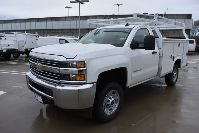2017 Silverado 2500 Regular Cab, Royal Utility #M17307 - photo 5