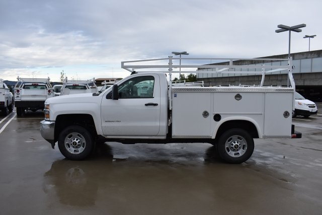 2017 Silverado 2500 Regular Cab, Royal Utility #M17307 - photo 6