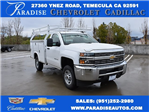 2017 Silverado 2500 Regular Cab, Royal Utility #M17307 - photo 1