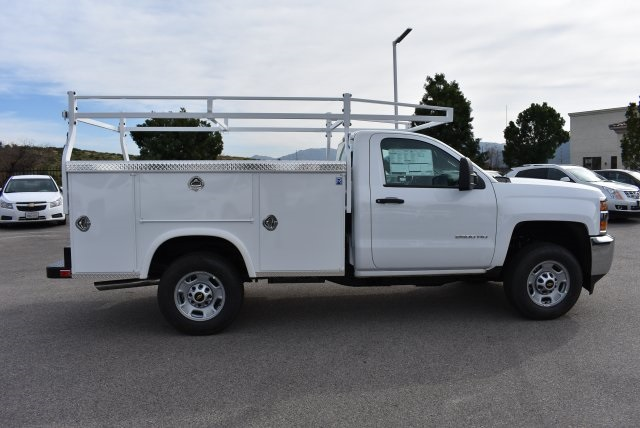 2017 Silverado 2500 Regular Cab, Royal Utility #M17308 - photo 9