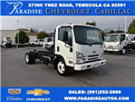 2017 Low Cab Forward Regular Cab Cab Chassis #M17316 - photo 1