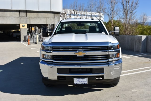 2017 Silverado 2500 Regular Cab, Royal Utility #M17325 - photo 4