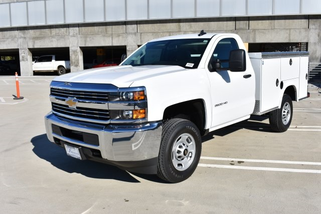 2017 Silverado 2500 Regular Cab, Royal Utility #M17325 - photo 5