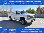 2017 Silverado 2500 Regular Cab, Royal Utility #M17325 - photo 1
