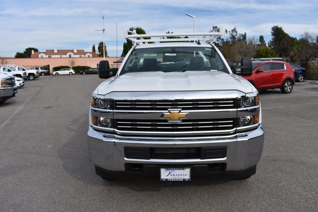 2017 Silverado 2500 Regular Cab, Royal Utility #M17326 - photo 4