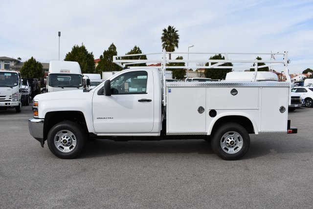 2017 Silverado 2500 Regular Cab, Royal Utility #M17326 - photo 6
