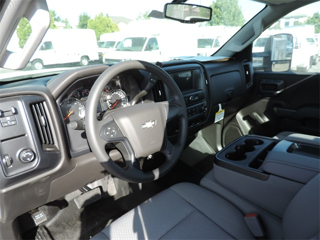 2017 Silverado 2500 Regular Cab, Royal Utility #M17328 - photo 19