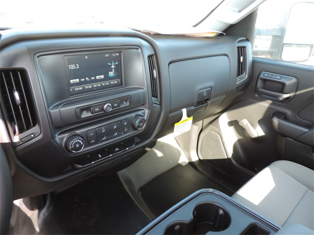 2017 Silverado 2500 Regular Cab, Royal Utility #M17328 - photo 23