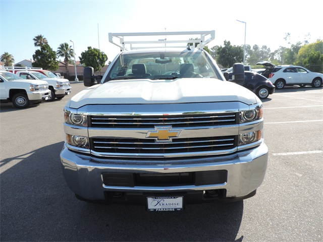 2017 Silverado 2500 Regular Cab, Royal Utility #M17328 - photo 4