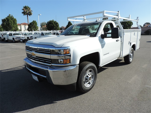 2017 Silverado 2500 Regular Cab, Royal Utility #M17328 - photo 5