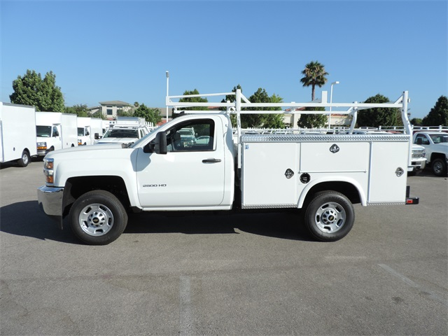 2017 Silverado 2500 Regular Cab, Royal Utility #M17328 - photo 6