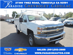 2017 Silverado 2500 Regular Cab, Royal Utility #M17328 - photo 1